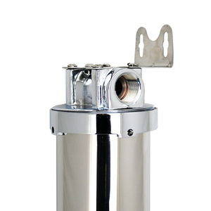 """Image 3 - Coronwater 10"""" Stainless Steel Water Filter Housing for High Temperature Water Filter System"""