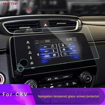 Para CRV 5th 2017-2020 accesorios de control de pantalla LCD para pantalla...