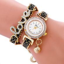 Часы Женские кварцевые с браслетом стильные наручные Модные