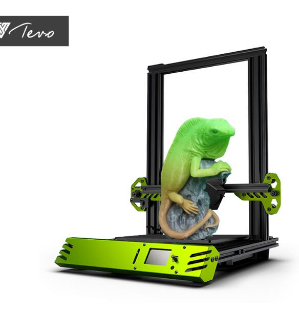 طابعات TEVO Tarantula Pro ثلاثية الأبعاد لتقوم بها بنفسك عدة طابعة impresora ثلاثية الأبعاد مع أحدث تحكم Borad طباعة مستقرة