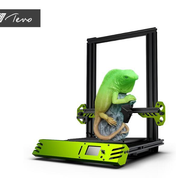 TEVO Tarantula TEVO imprimantes 3D imprimante 3D kit de bricolage imprimante 3d impresora avec le plus récent contrôleur Borad impression Stable