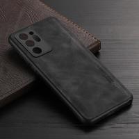 AMMYKI-funda de silicona suave para Samsung Galaxy Note 20, carcasa de cuero S21 +, S21 Plus Note 20 Ultra