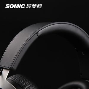 Image 3 - Gaming Headphone Headset Earphones 3.5MM USB with Mic Microphone PC Phone Computer PS4 Xbox gamer Original Brand Somic G805