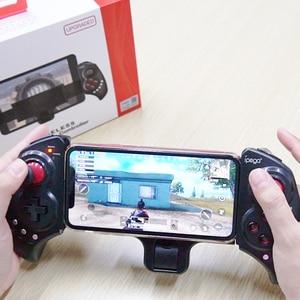 Image 1 - IPega controlador de juego inalámbrico extensible para PG 9023S, Gamepad extensible con Bluetooth para PC, Android 6,0 o superior