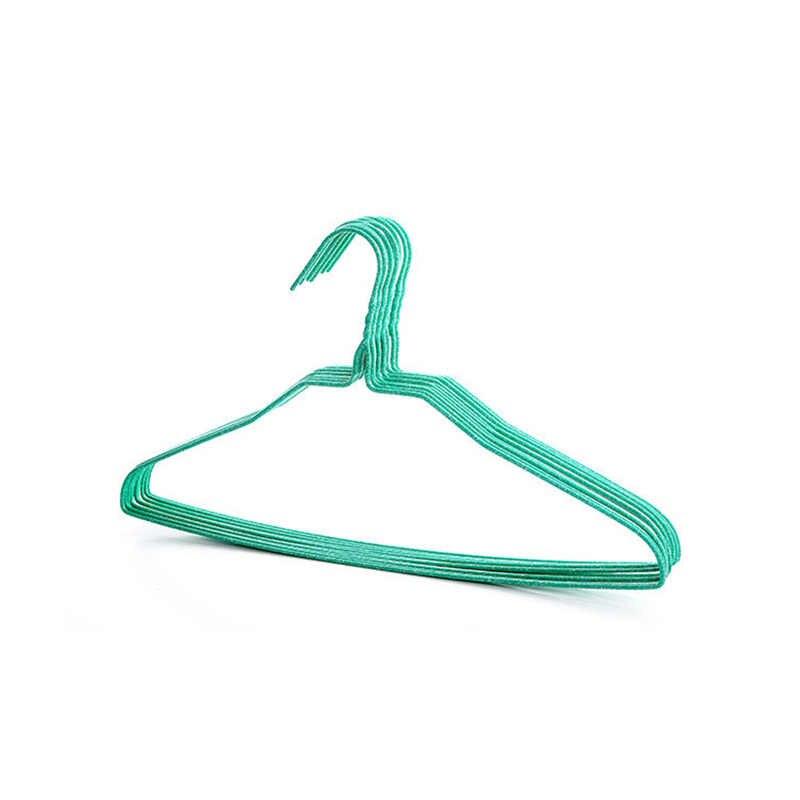 Rvs Babykleertjes Hangers Volwassen Kinderen Pak Shirt Broek Haak Antislip Doek Houder Outdoor Droogrek Opslag Organiseren