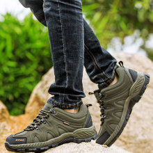 Hiking-Shoes BONA Outdoor Classics-Style Jogging Fast Lace-Up Men New-Arrival