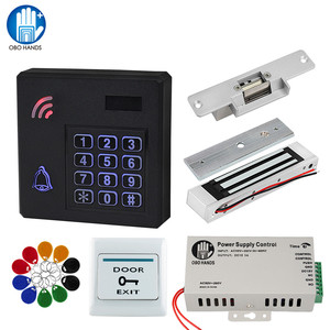 IP68 Waterproof Access Control