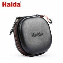 Kamera Objektiv Rund Filter Fall Tasche Hält 5 Filter bis zu 82mm rund filter lagerung box beutel