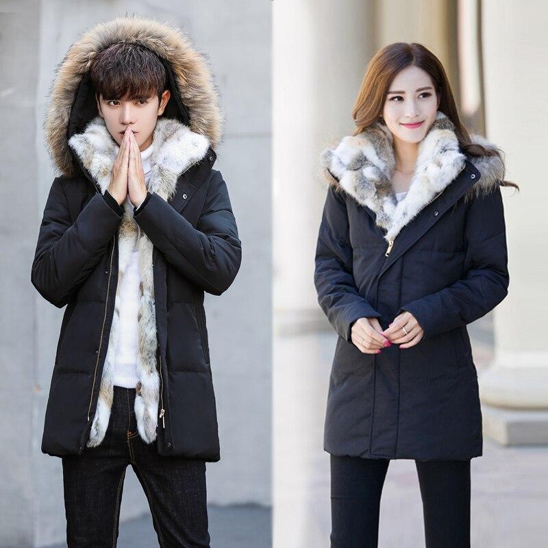 Down Duck Coat Winter Jacket Men Fashions Plus Siz