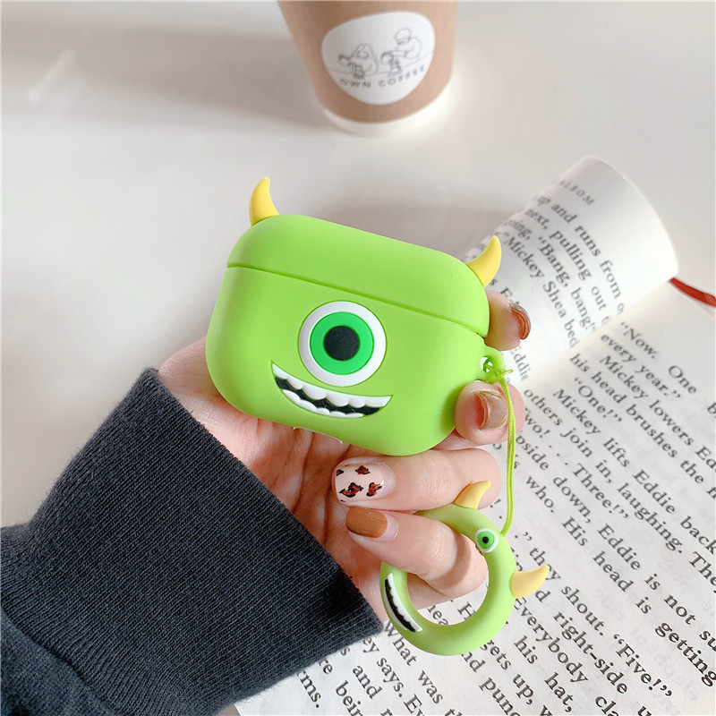 Cute 3D Silicone Case for AirPods Pro 139