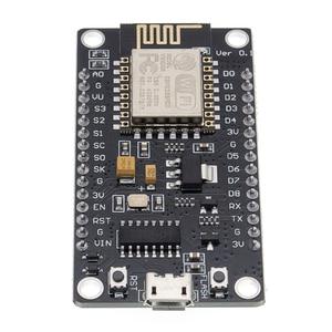 Image 4 - 10 stücke ESP8266 CH340G CH340 G NodeMcu V3 Lua Drahtlose WIFI Modul Stecker Entwicklung Bord CP2102 Basierend ESP 12E Micro USB