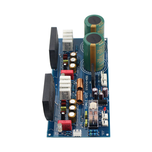 Image 4 - GHXAMP STK4046V Thick Film Amplifier Audio Board 120W*2 High Power 2.0 Audio Amplifiers PC1237 Speaker By Sanyo High Quality