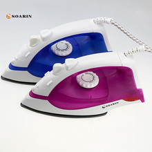 1200w Steam Iron Handheld Multifunction Adjustable Portable Iron Household Teflon Soleplate Electric Steam Iron For Clothes