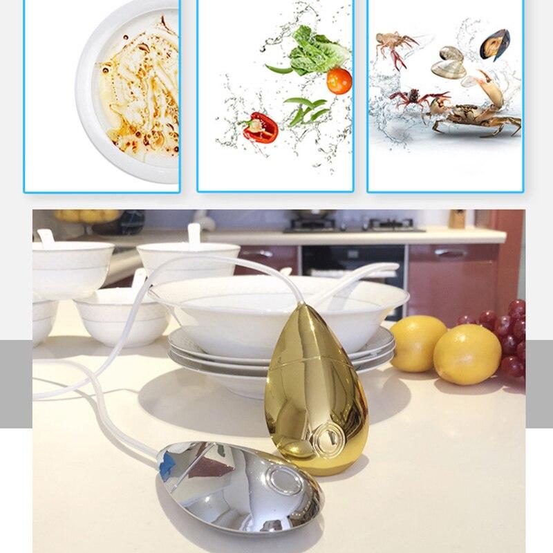usb all-purpose para pratos de cozinha taças vidros va88
