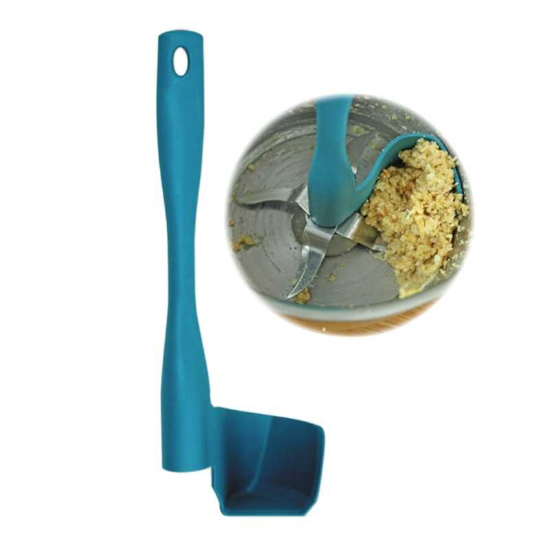 Multi-function Rotary Meat Chopper Rotating Spatula For Thermomix Manual Meat Grinder For Kitchen Mixing Drums Meat Chopper