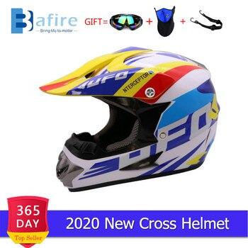 2020 New Motocross Helmet ABS Motorcycle Off-road Atv Dirt Bike Cross Casque Casco Capacetes