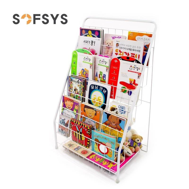 Children's Bookshelves, Iron Magazines, Painting Books, Newspapers, Shelves, Newspapers, Shelves, Baby Bookshelves