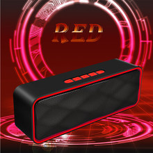 LIGE 2019 New Portable Bluetooth Speaker Subwoofer Speakers Wireless Speakers Sound System 3D Stereo Music Surround Support TF(China)