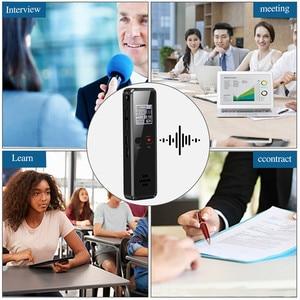 Image 5 - V90 8 GB/16 GB/32 GB enregistreur vocal USB professionnel 96 heures Dictaphone enregistreur vocal numérique avec WAV, lecteur MP3