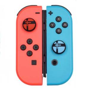 Image 3 - JCD 4PCS For Joy Con Silicone Joystick Thumb Stick Grip Cover Case Analog Caps For Nintendo Switch NS Joy Con Controller