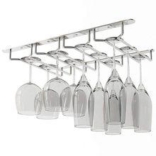 Under Cabinet Stemware Wine Glass Holder Storage Rack 2.17 Inch Deep tellichery goats under deep litter system