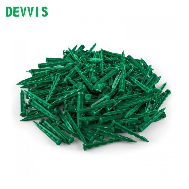 Pegs For Robot Lawn Mower-100pcs Pegs For DEVVIS Robot Mower E1600T E1600 E1800T E1800  E1800S H750T H750