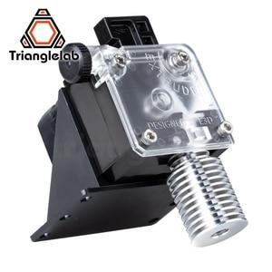 Image 3 - Trianglelab 3D מדפסת טיטאן מכבש עבור שולחן העבודה FDM מדפסת reprap MK8 J ראש אודן משלוח חינם עבור MK8 anet אנדר 3 cr10