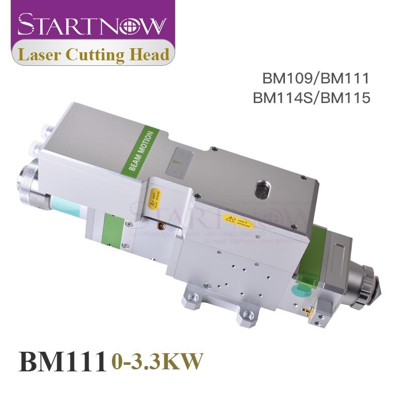 Raytools Empower BM Series Laser Cutting Head 1.5kW 3300W BM109 BM111 BM114S BM115 Auto Focusing For Fiber Metal Cutting Machine