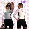 2020-kafitt triathlon bicicleta pouco macaco ciclismo wear workwear esportes correndo mulher vestido de uma peça manga longa loop conjunto pro 2