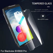 9H Tempered Glass For Blackview S8 BV6100 A5 A8 P6000 BV5500 BV7000 A60 BV5800 Pro GLASS Protective Film Screen Protector cover(China)