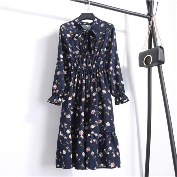 Women Casual Autumn Dress 5