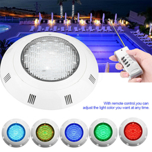 IP68 Remote Controlled RGB Submersible Light Underwater Night Lamp Outdoor Aquarium Swimming Pool Party Decoration #5