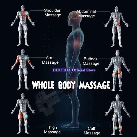 alivio da dor muscular ferramenta modelagem corpo