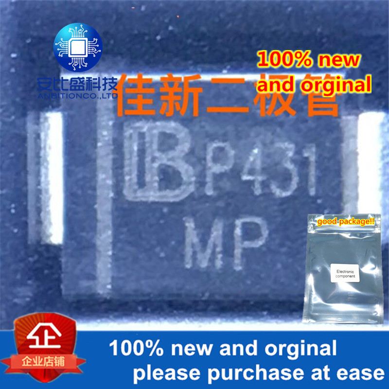 50pcs 100% New And Orginal 0SMBJ36A 36V DO214AA One-way TVS Protected Diode In Stock