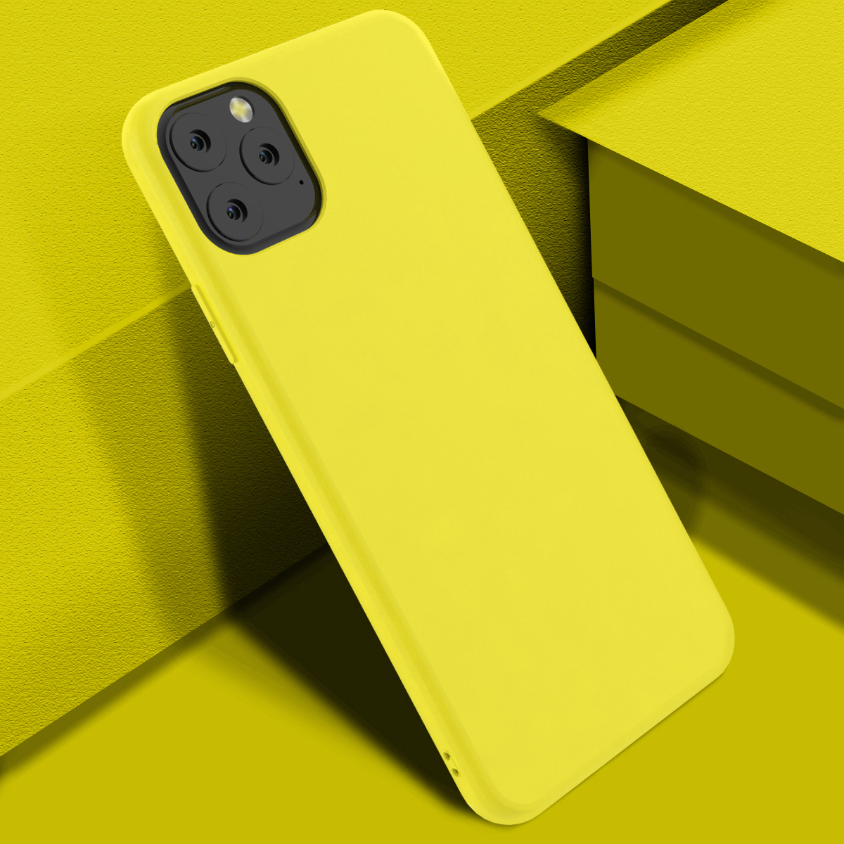 Torubia Silicone Case for iPhone 11/11 Pro/11 Pro Max 123