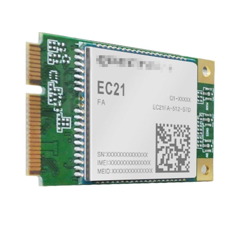 EC21-J EC21 EC21JFA-512-DCM Docomo version Mini Pcie 4G FDD-LTE/TDD-LTD B1/B3/B8/B18/B19/B26 CAT1 CATM1 Module