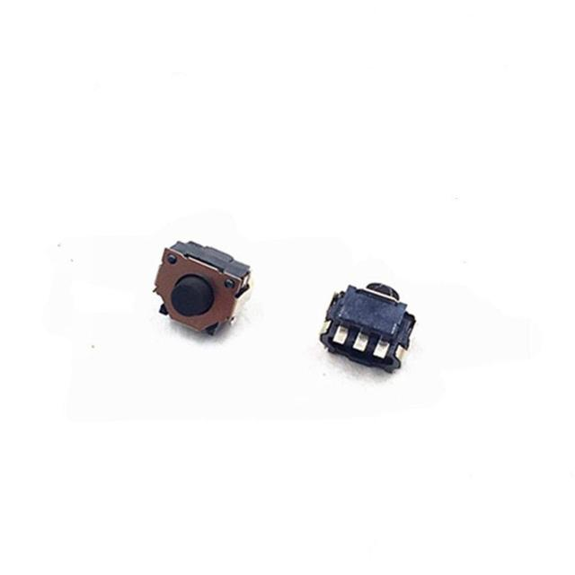 2 قطعة نينتندو سويتش اليسار اليمين LR L R التبديل زر المجلس ل نينتندو سويتش NS Joy con Microswitch استبدال أجزاء