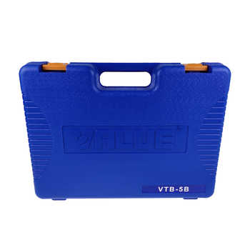 VALUE VTB-5B Combination Tool Set Table group/cutter/tube reamer/tricolor tube/chamferer/tool box