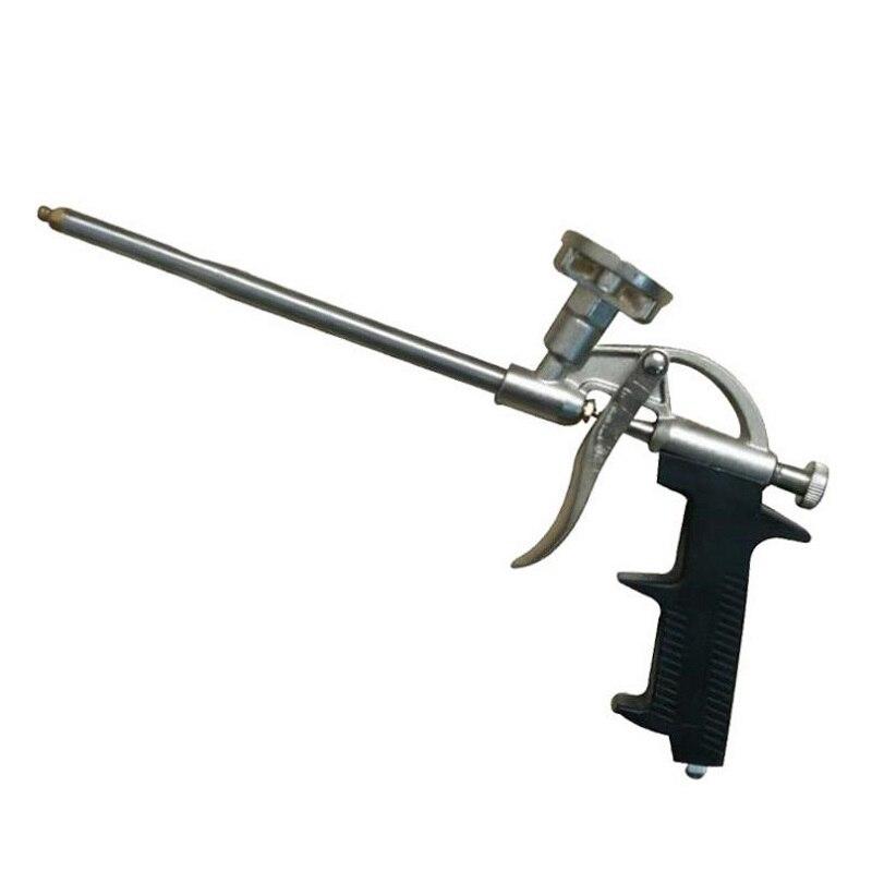 Caulking Foaming Gun Foam Sprayer PU Grade Expanding Spray Application Applicator