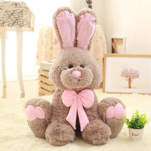цены Kawaii 50/70/80cm Bunny Plush Rabbit Baby Toys Cute Soft  Stuffed Animals plush toy Children Rabbit Sleeping Mate Stuffed Plush