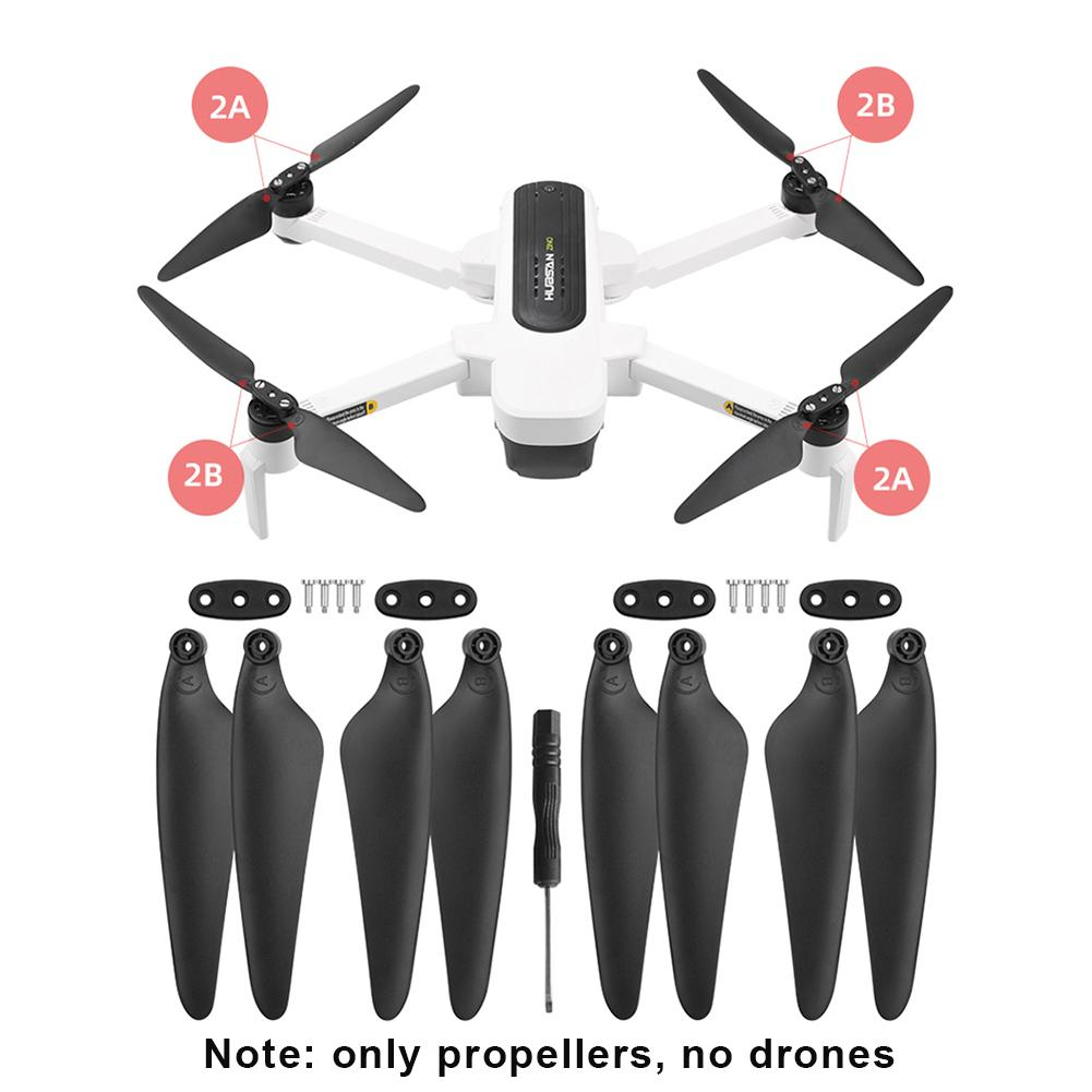 Remote Control Helicopter Propeller For Hubsan Zino H117S Aerial Quadrangle Accessories High Endurance And Flexibility