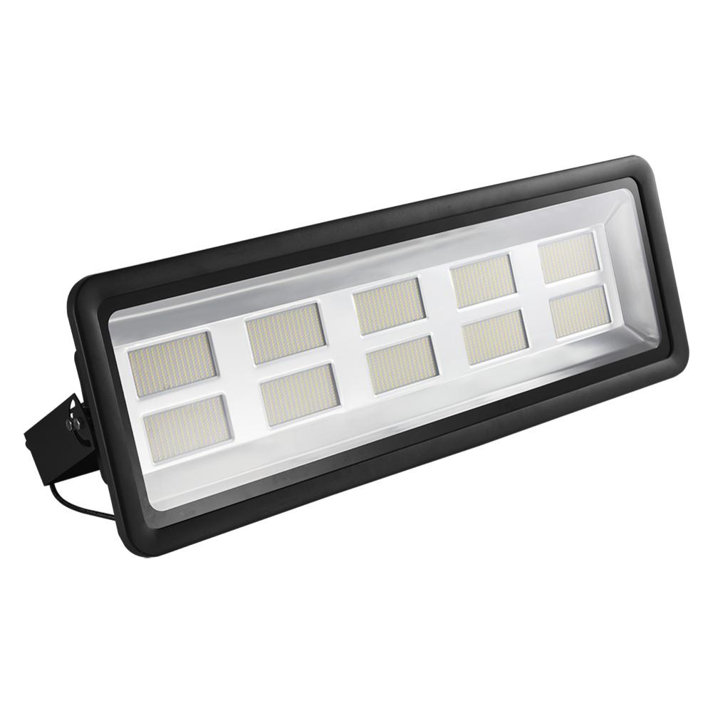 New 1000W LED Floodlight Warm White SMD Outdoor LED Flood Light IP65 Waterproof 220V 2835 Lamp Beads 4th Generation Lighting