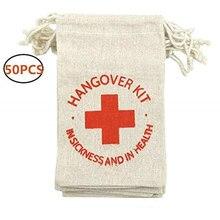 Bolsas de 4x6 pulgadas para decoración de despedida de soltera, caja de regalos, suministros para fiestas y eventos, AA8217 2, 50 Uds.