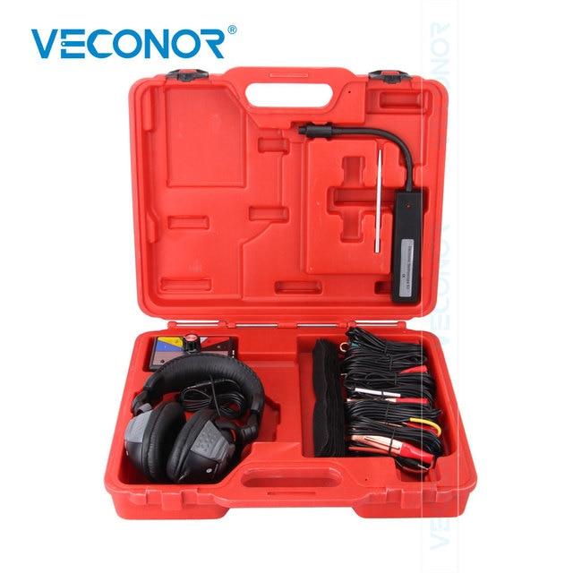 Elektronika samochodowa stetoskop sześć kanałów stetoskop silnik do samochodu obudowa skrzyni biegów Instrument dźwiękowy