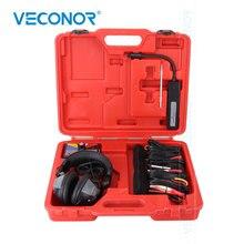 Estetoscópio de seis canais para automóvel, eletrônico, estetoscópio, motor de automóvel, caixa de transmissão, instrumento de som