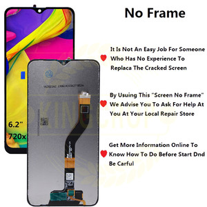 Image 3 - For Samsung galaxy A10s lcd Digitizer A107/DS A107F A107FD A107M Display with frame Touch Screen Digitizer For Samsung A10S lcd