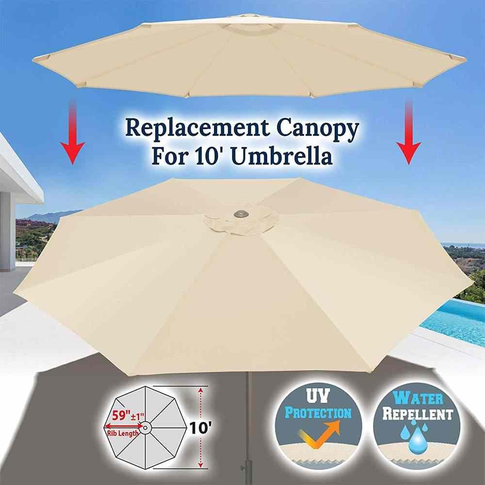300x300cm çardak tentesi olmadan çerçeve güneşlik açık veranda bahçe şemsiyesi çadır gölgelik su geçirmez Anti-UV yedek kapak