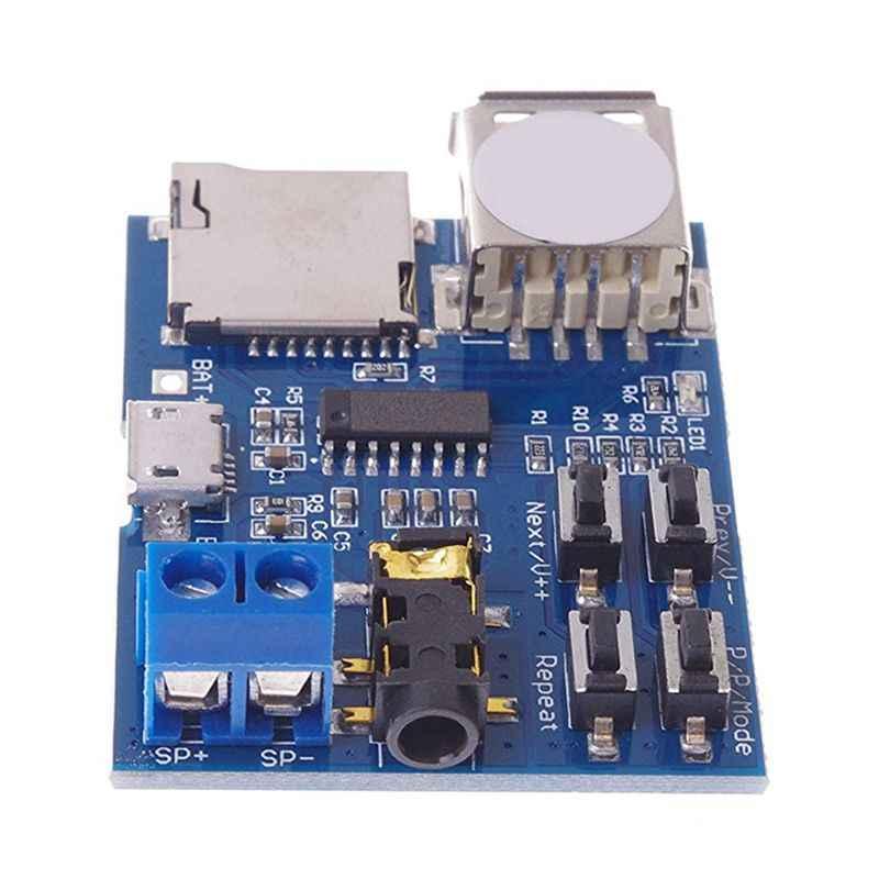 Dekodery bezstratne Mp3 dekodowanie wzmacniacz mocy odtwarzacz Mp3 moduł Audio płyta dekodera Mp3 obsługa karty TF USB