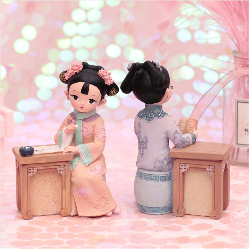 Princess Dolls For Girls Toys Chinese Princess Dolls For Girls Kids Happy Birthday Gifts for Christmas