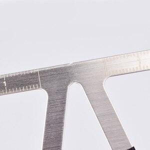 Image 5 - Bán Thực Mới Hình Xăm Kèm Microblading Chuyên Nghiệp Lông Mày Stencil Thước Trang Điểm Bán Hàng Trực Tiếp Máy Xăm